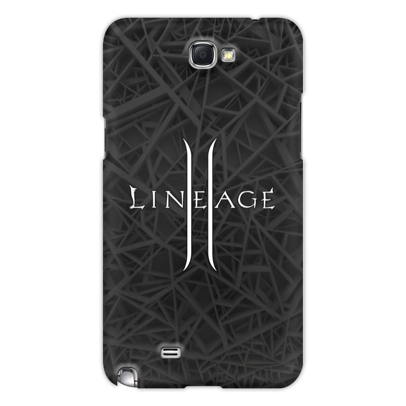 Printio Чехол для Samsung Galaxy Note 2 Lineage чехол