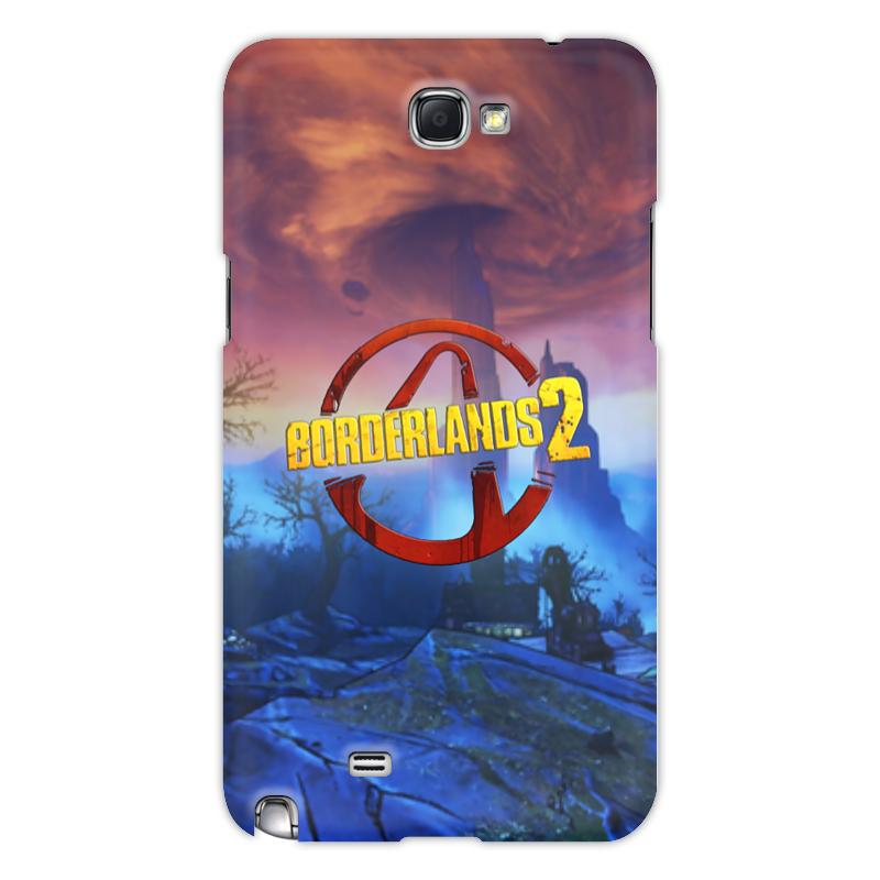 Фото - Printio Чехол для Samsung Galaxy Note 2 Borderlands 2 printio чехол для samsung galaxy note 2 бетмен