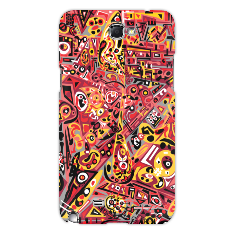 Фото - Printio Чехол для Samsung Galaxy Note 2 Zdermm431 printio чехол для samsung galaxy note fluxx