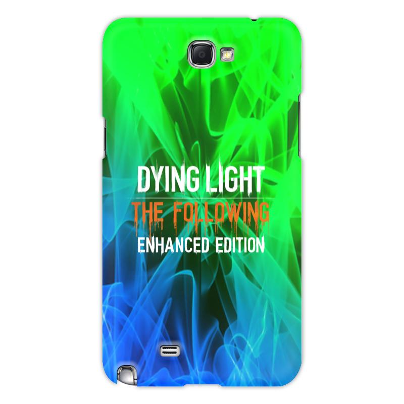 Фото - Printio Чехол для Samsung Galaxy Note 2 Dying light 2 printio чехол для samsung galaxy note 2 бетмен