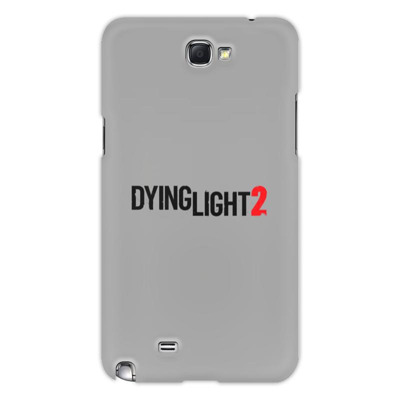 Printio Чехол для Samsung Galaxy Note 2 Dying light чехол