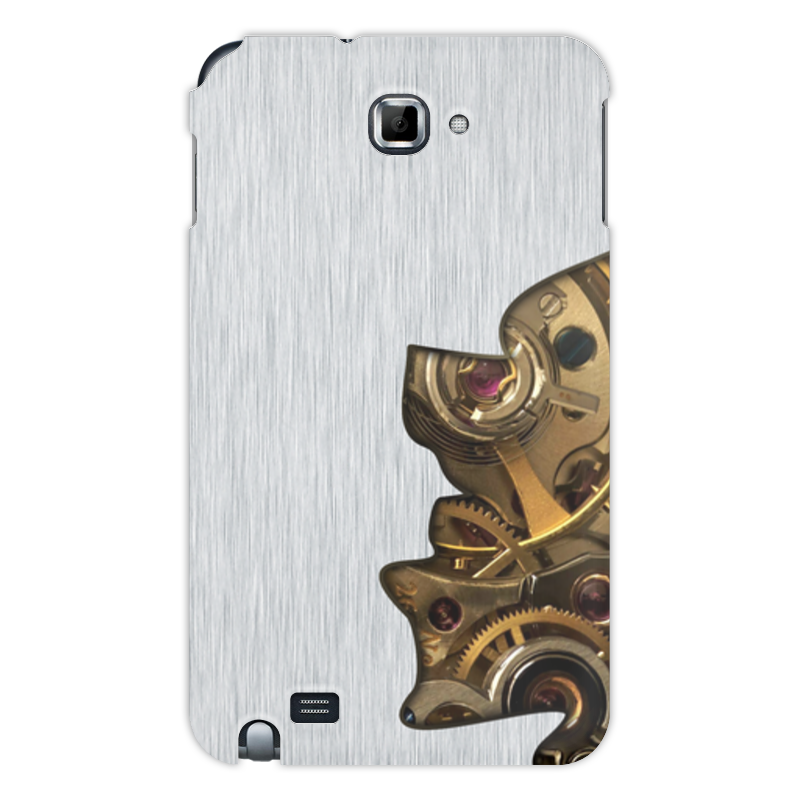 Printio Чехол для Samsung Galaxy Note Внутренний мир телефона (шестеренки).