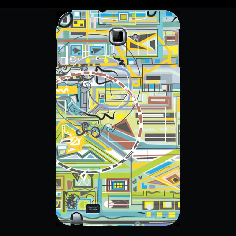 Printio Чехол для Samsung Galaxy Note Березка чехол