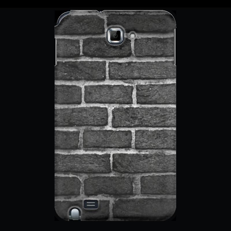 Printio Чехол для Samsung Galaxy Note Кирпичный