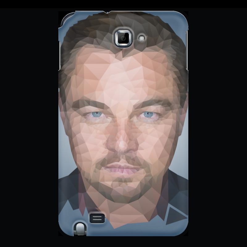 Printio Чехол для Samsung Galaxy Note Leonardo dicaprio чехол