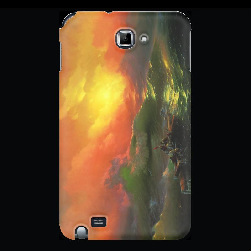 Printio Чехол для Samsung Galaxy Note Девятый вал (картина айвазовского)