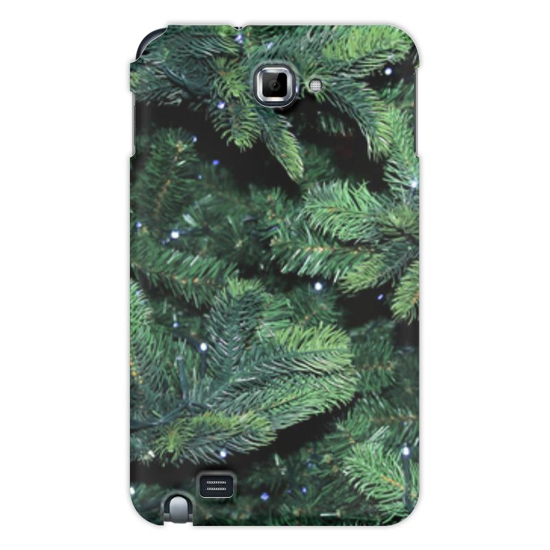 Printio Чехол для Samsung Galaxy Note новый год чехол