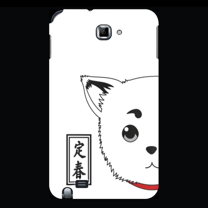 Printio Чехол для Samsung Galaxy Note Гинтама. садахару чехол