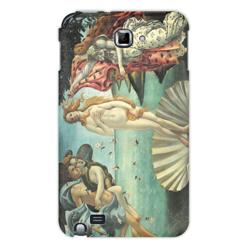 Printio Чехол для Samsung Galaxy Note Рождение венеры (сандро боттичелли)