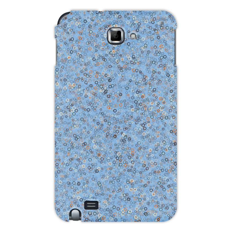 Printio Чехол для Samsung Galaxy Note Круги чехол