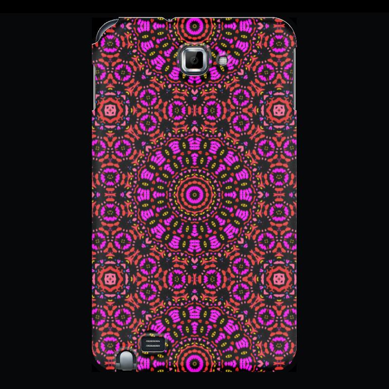 Printio Чехол для Samsung Galaxy Note Purple чехол