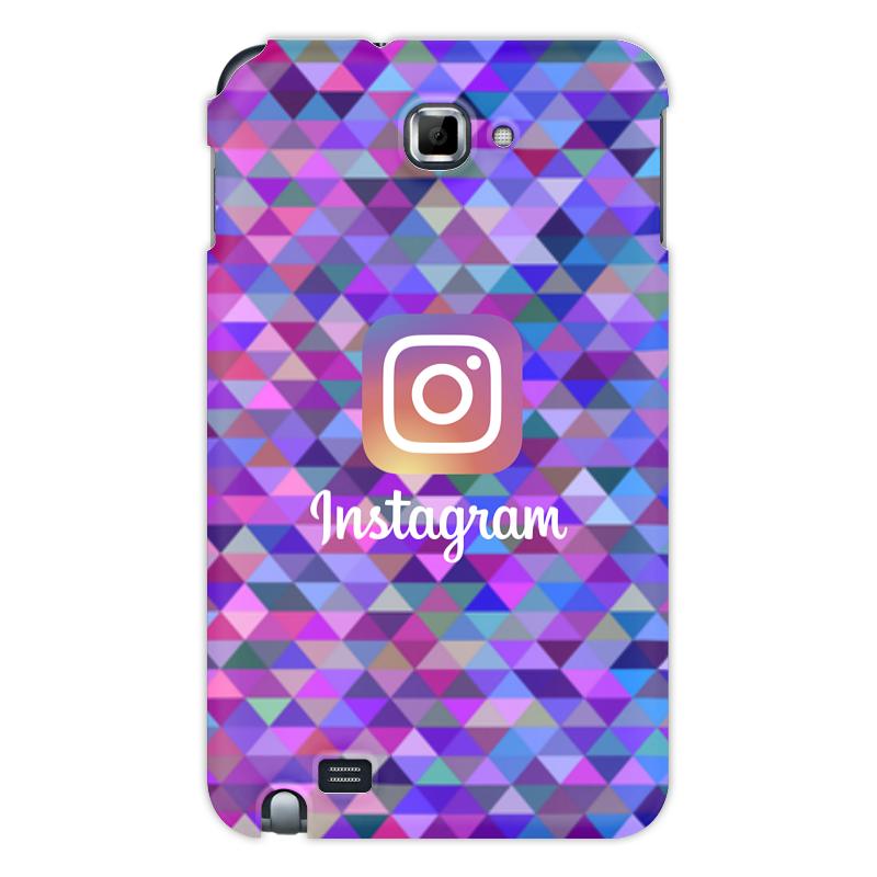 Printio Чехол для Samsung Galaxy Note Instagram чехол