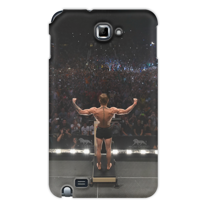 Printio Чехол для Samsung Galaxy Note Конор макгрегор чехол