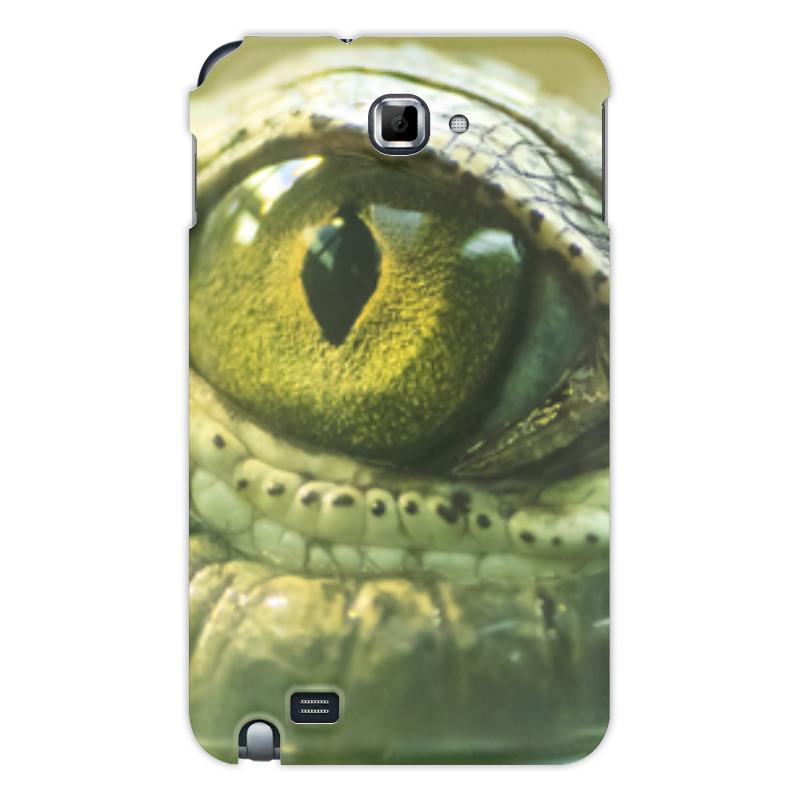 Printio Чехол для Samsung Galaxy Note Рептилии