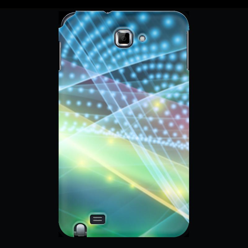Фото - Printio Чехол для Samsung Galaxy Note Абстракция printio чехол для samsung galaxy note fluxx