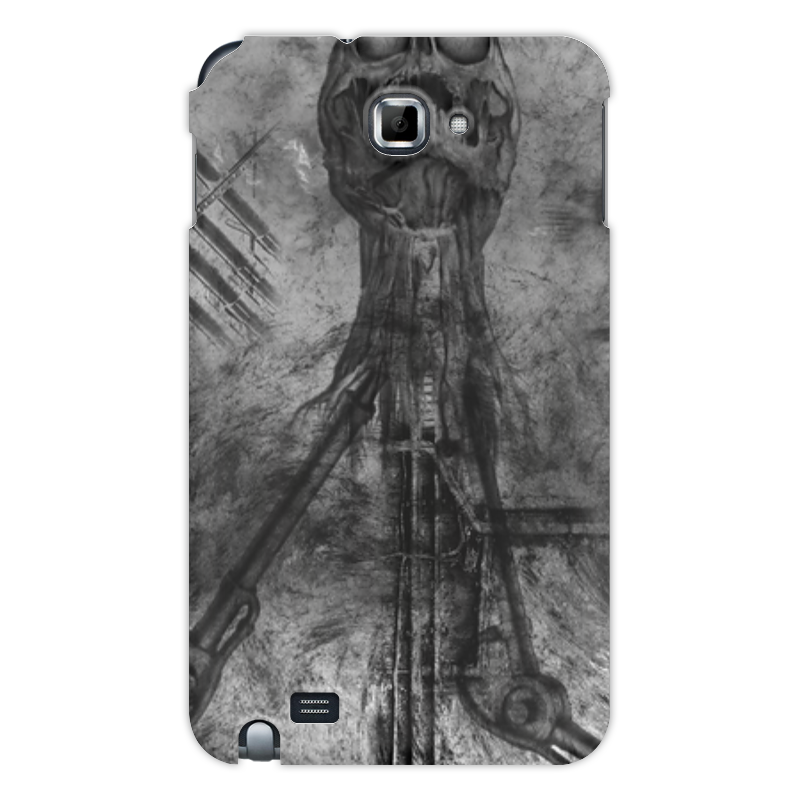 Фото - Printio Чехол для Samsung Galaxy Note Биомеханика printio чехол для samsung galaxy note fluxx