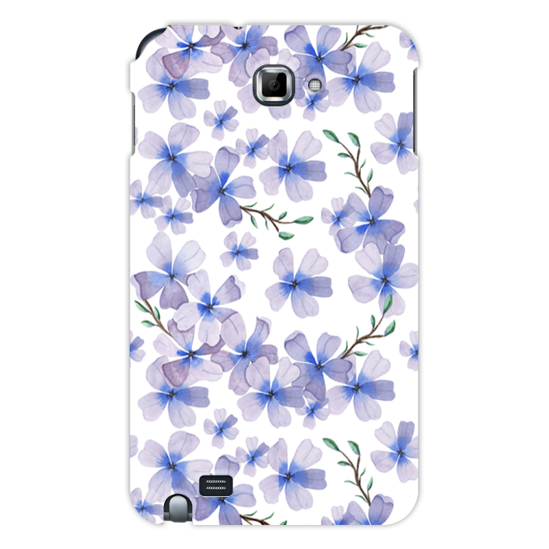 Printio Чехол для Samsung Galaxy Note Цветы чехол