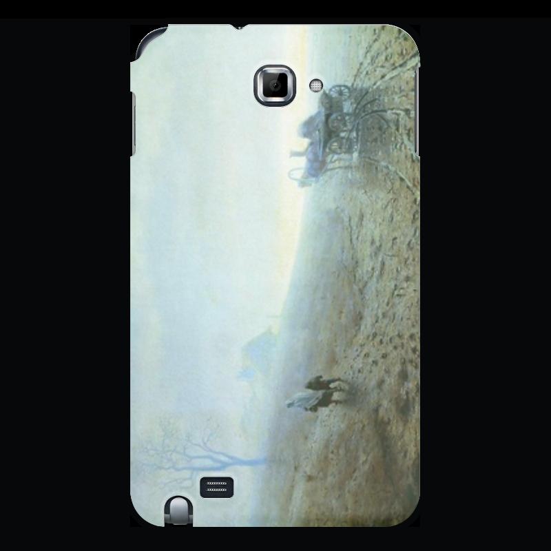 Printio Чехол для Samsung Galaxy Note Осенняя распутица (картина архипа куинджи)
