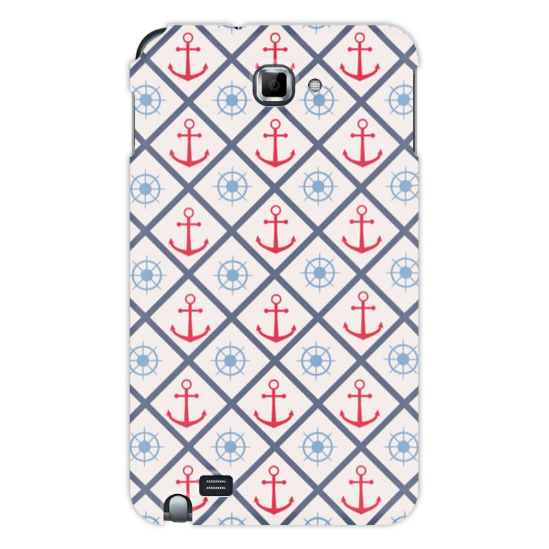 Printio Чехол для Samsung Galaxy Note Моряк чехол