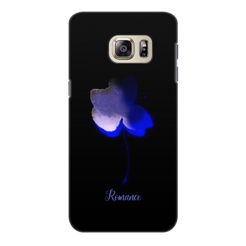 Фото - Printio Чехол для Samsung Galaxy S6 Edge, объёмная печать Акварель printio чехол для samsung galaxy s6 edge объёмная печать клубничное настроение