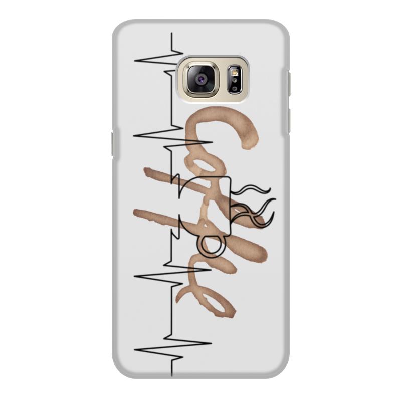 Printio Чехол для Samsung Galaxy S6 Edge, объёмная печать Без названия printio чехол для samsung galaxy s6 edge объёмная печать свинка