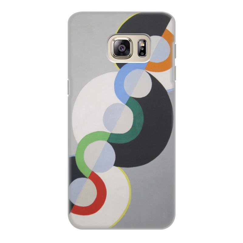 Фото - Printio Чехол для Samsung Galaxy S6 Edge, объёмная печать Бесконечный ритм (робер делоне) printio чехол для iphone x xs объёмная печать бесконечный ритм робер делоне