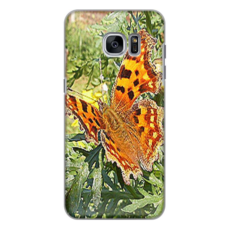 Printio Чехол для Samsung Galaxy S7, объёмная печать Королева.