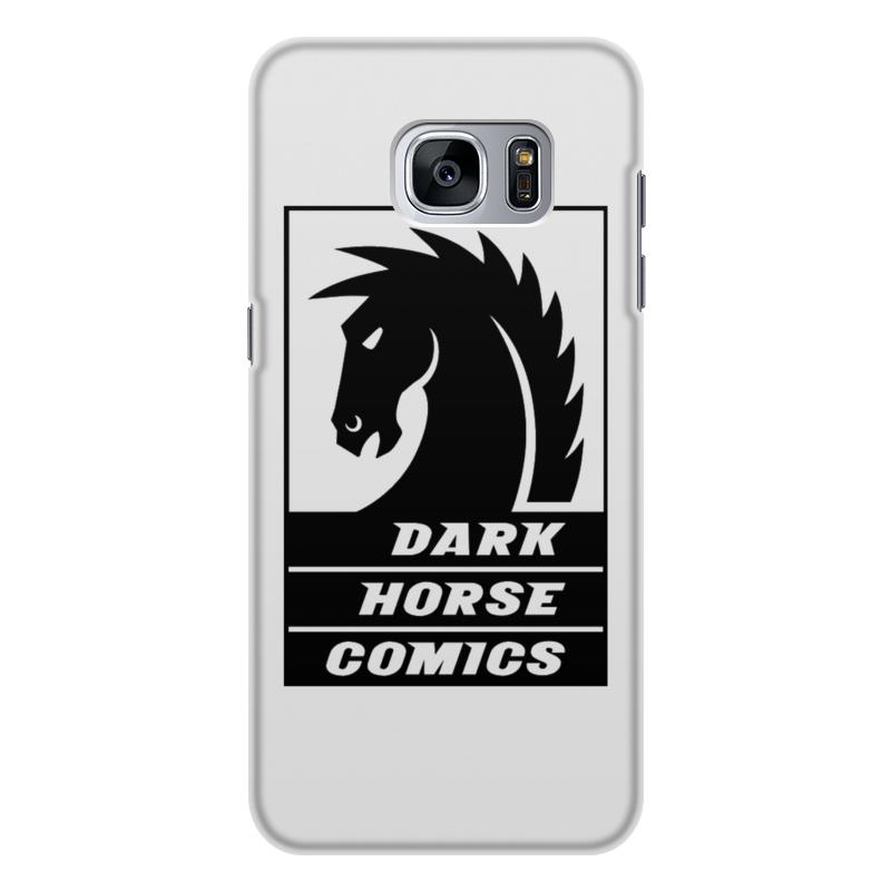 printio dark horse comics Printio Чехол для Samsung Galaxy S7 Edge, объёмная печать Dark horse comics