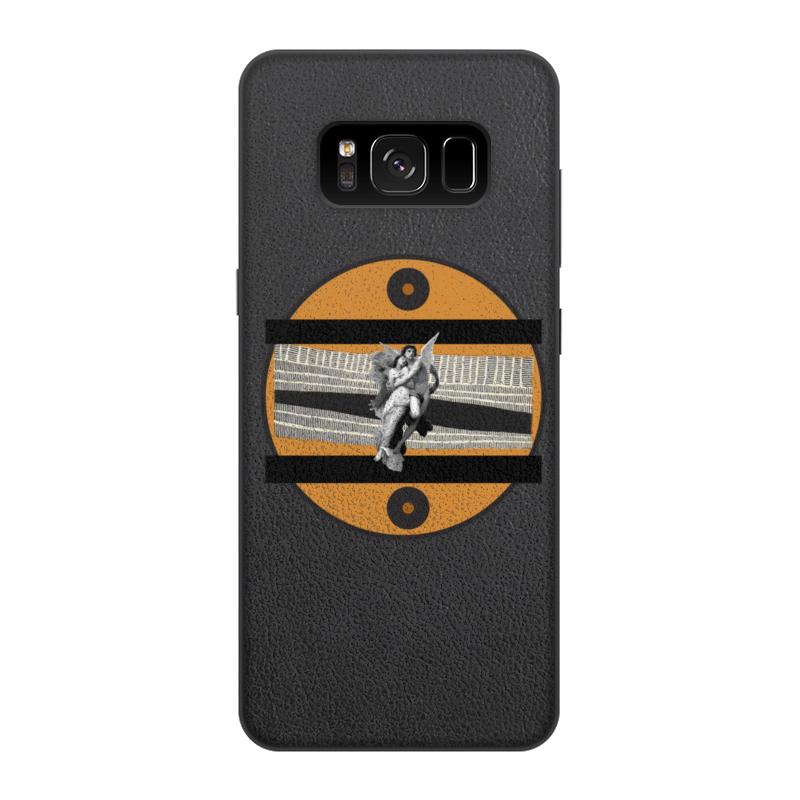 Printio Чехол для Samsung Galaxy S8, объёмная печать Любовь printio чехол для samsung galaxy s8 объёмная печать одежда для телефона с волком