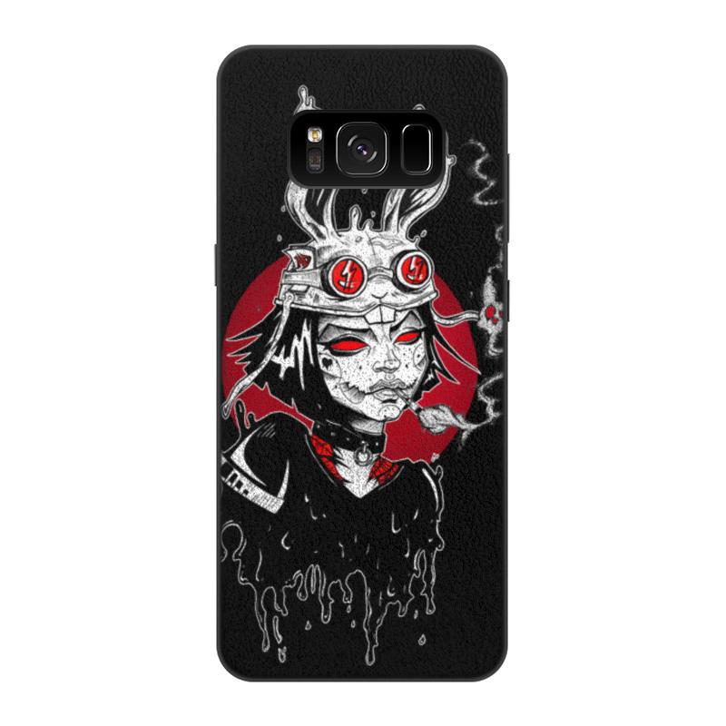 Фото - Printio Чехол для Samsung Galaxy S8, объёмная печать Кролик printio чехол для samsung galaxy s8 объёмная печать deus vult крестоносцы