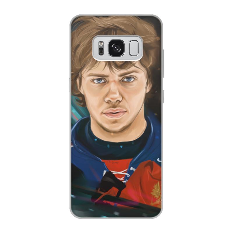 Printio Чехол для Samsung Galaxy S8, объёмная печать Артемий панарин