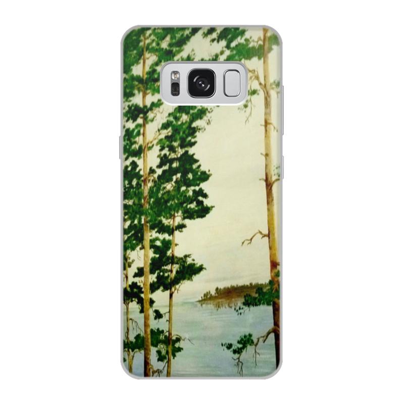 Printio Чехол для Samsung Galaxy S8, объёмная печать На днепре