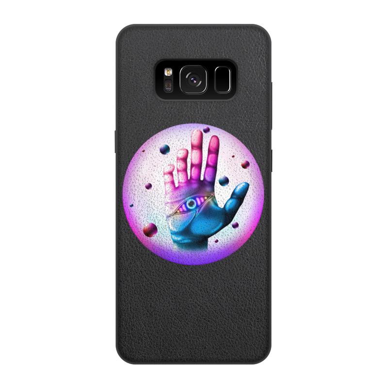 Printio Чехол для Samsung Galaxy S8, объёмная печать Сновидение printio чехол для samsung galaxy s8 объёмная печать одежда для телефона с волком