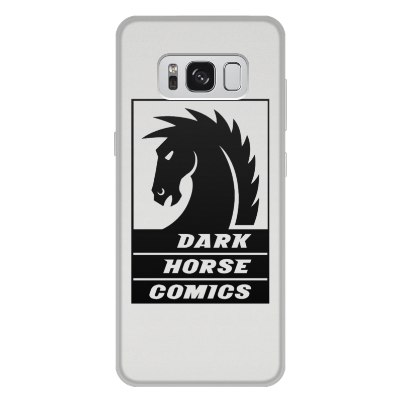 printio dark horse comics Printio Чехол для Samsung Galaxy S8 Plus, объёмная печать Dark horse comics