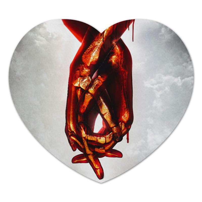 Printio Коврик для мышки (сердце) Люблю тебя до мозга костей printio коврик для мышки сердце я тебя люблю валентинка