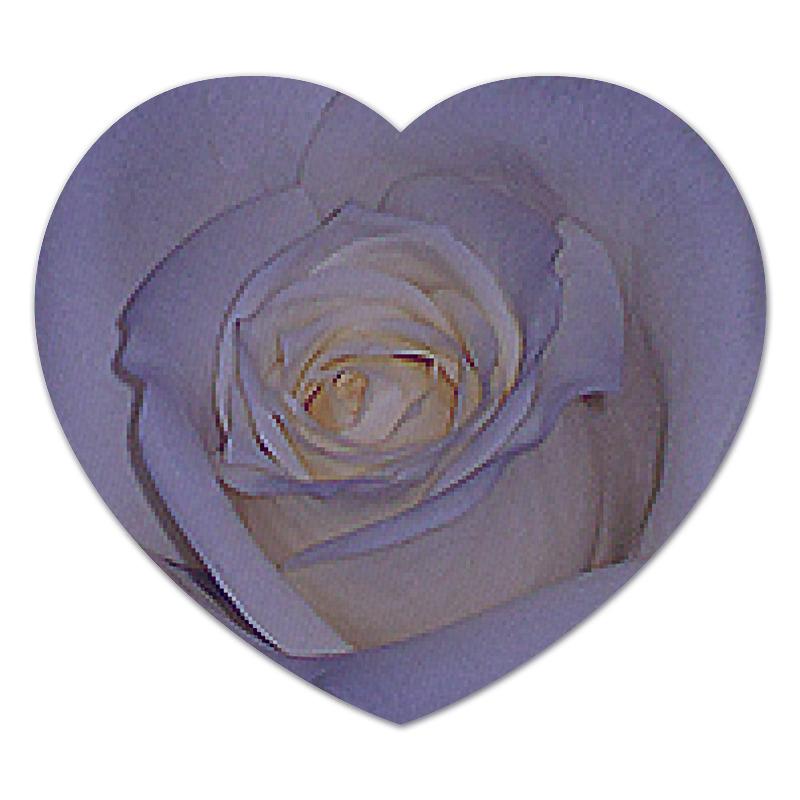 Фото - Printio Коврик для мышки (сердце) Синяя роза. printio коврик для мышки золотая роза