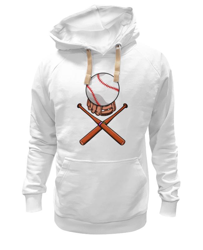 Printio Толстовка Wearcraft Premium унисекс Биты и мяч (бейсбол)