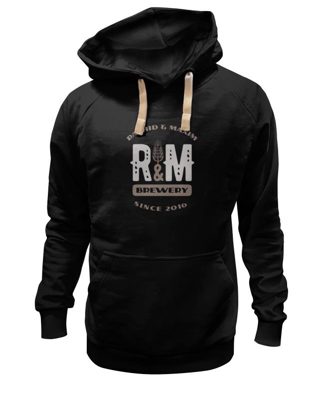 Printio Толстовка Wearcraft Premium унисекс R&m hoodie black printio толстовка wearcraft premium унисекс black ocean