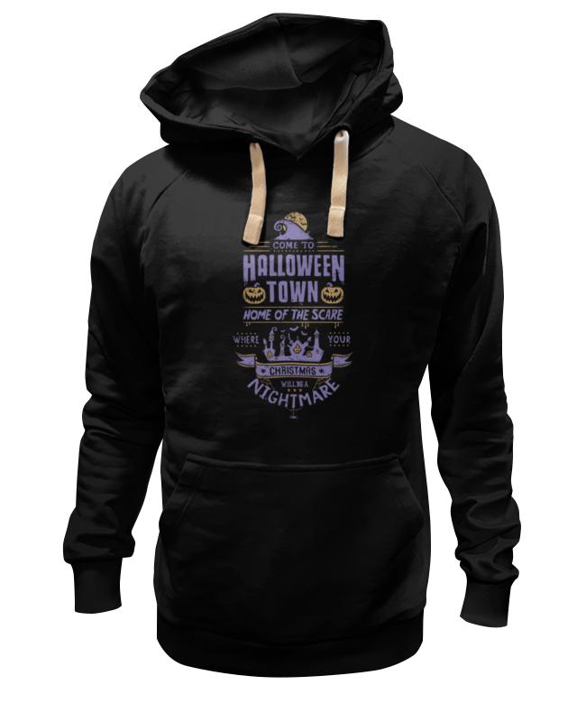 Printio Толстовка Wearcraft Premium унисекс Хэллоуинтаун