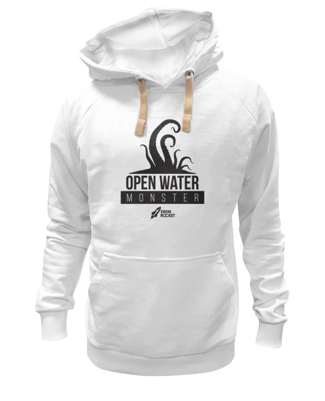 Фото - Printio Толстовка Wearcraft Premium унисекс Open water monster printio толстовка wearcraft premium унисекс open your mind