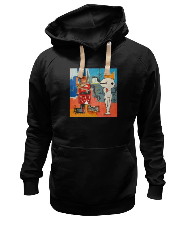 Printio Толстовка Wearcraft Premium унисекс Basquiat/жан-мишель баския printio леггинсы баския жан мишель