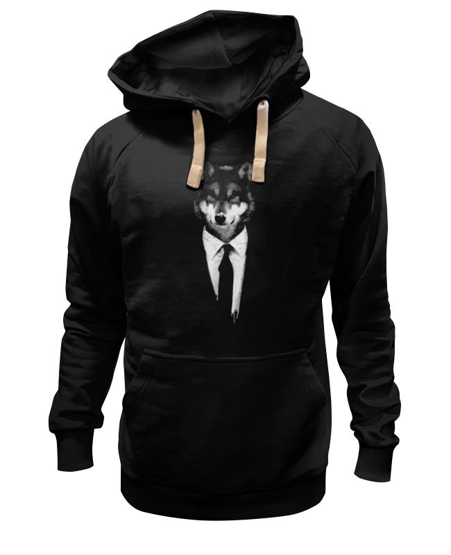 Printio Толстовка Wearcraft Premium унисекс Мистер волк