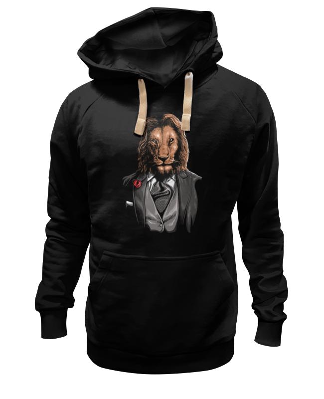Printio Толстовка Wearcraft Premium унисекс Мистер лев