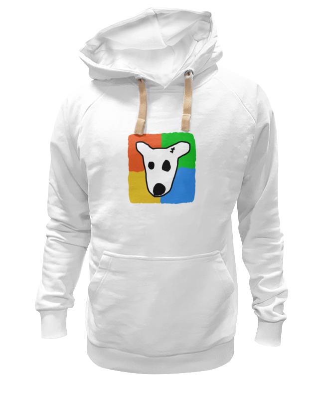 Printio Толстовка Wearcraft Premium унисекс Собачка вконтакте