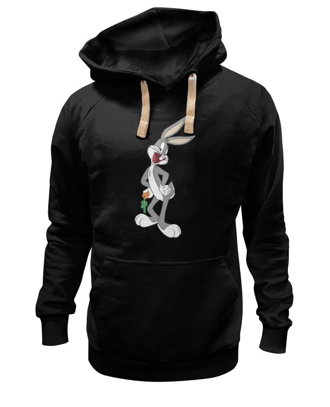 Printio Толстовка Wearcraft Premium унисекс Багз банни (bugs bunny, кролик багз)