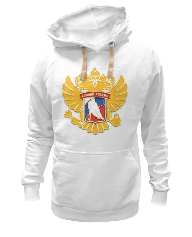 Printio Толстовка Wearcraft Premium унисекс Хоккей россии