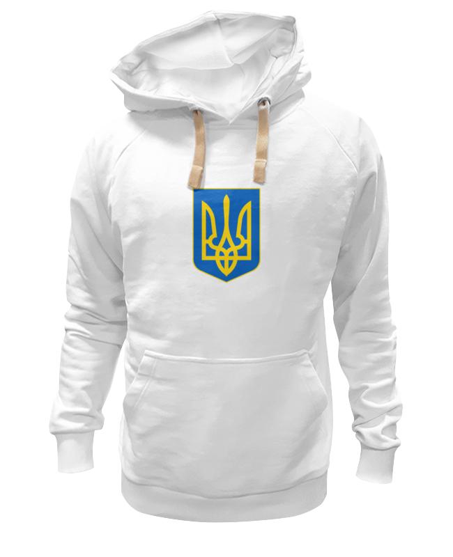 Printio Толстовка Wearcraft Premium унисекс Герб украины