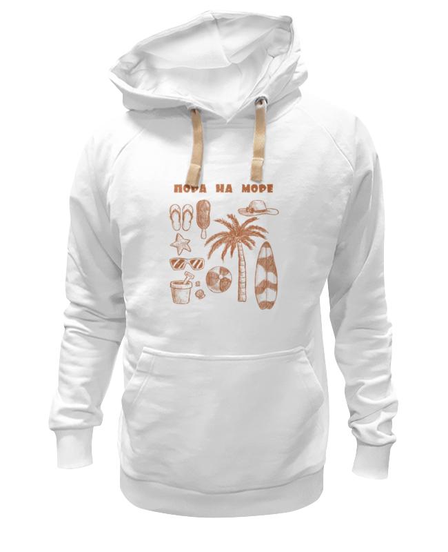 Printio Толстовка Wearcraft Premium унисекс Пора на море! футболка wearcraft premium printio пора на море