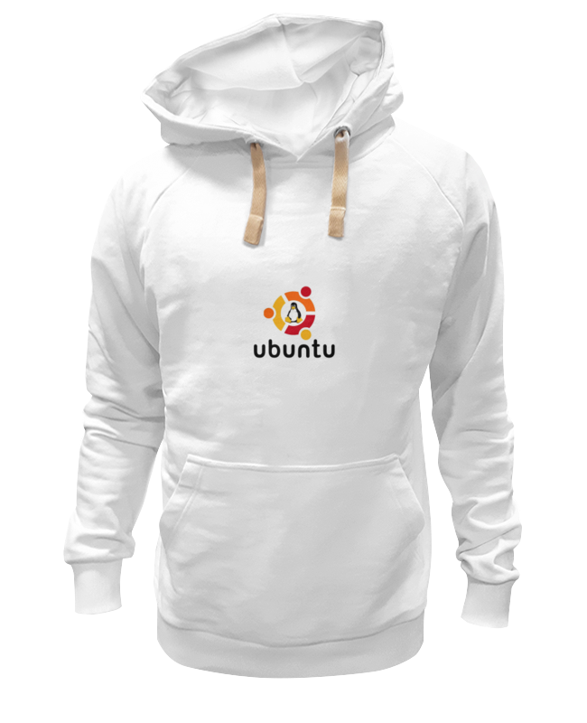 Printio Толстовка Wearcraft Premium унисекс Ubuntu