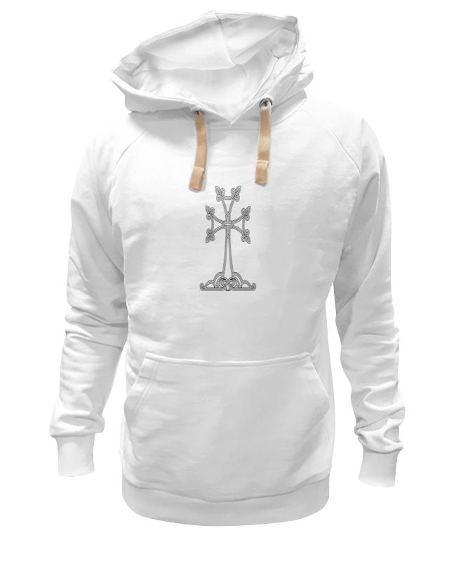Printio Толстовка Wearcraft Premium унисекс Армянский крест